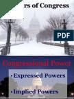 2. Powers of Congress