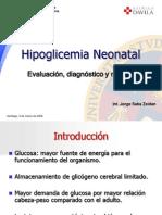 Hipoglicemia Neonatal JSaba