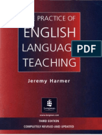 55944844 the Practice of English Language Teaching 3rd Ed Jeremy Harmer 2001