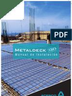 Manual de Instalacion METALDECK-Dic102012