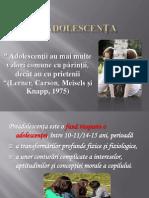 Calin Vasilica Preadolescenta