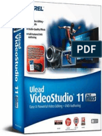 Tutorial ulead video studio 11