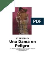 132235384 Jo Beverley Serie Bribones 14 Una Dama en Peligro