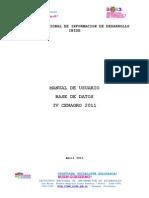 Manual Bd IV Cenagro