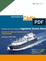 Aplicacion Del Analisis de Elementos Finitos en La Ingenieria Naval