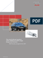 Audi Self Study Program