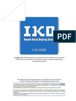 IKO Bearing Catalog