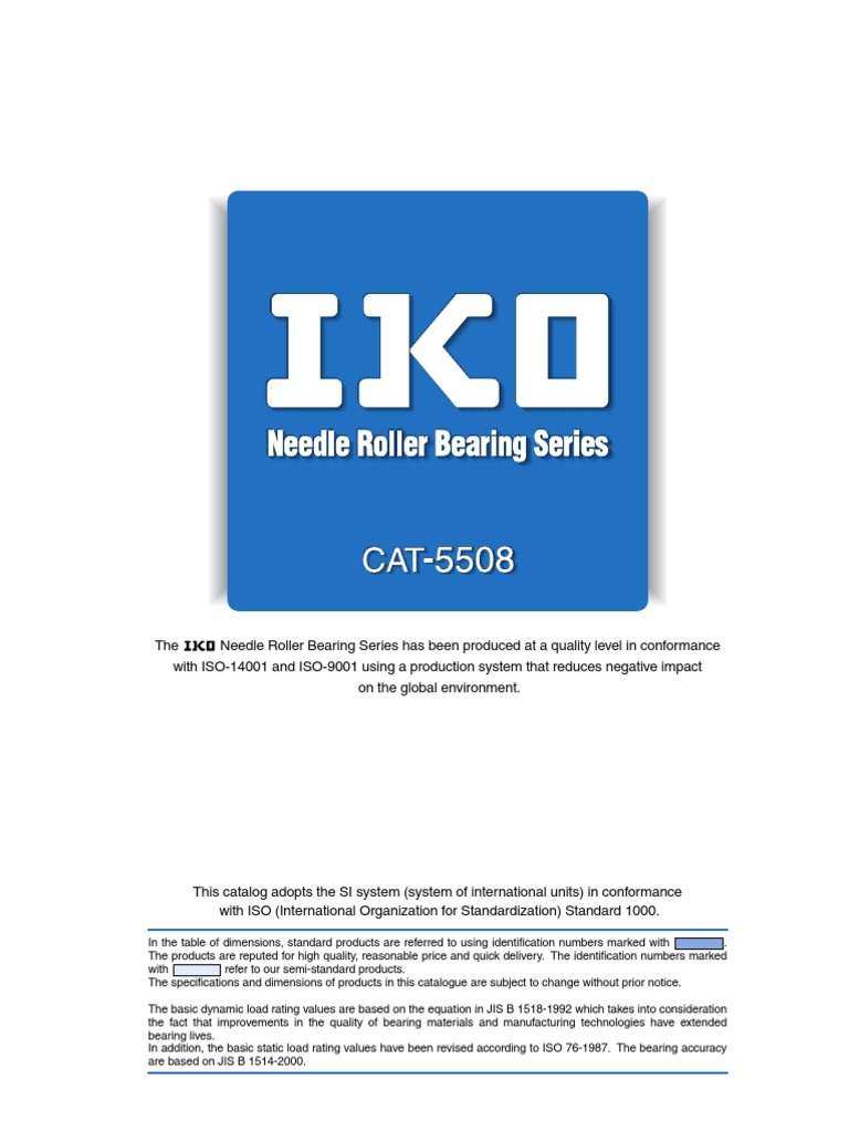 Shell Needle Roller Bearing FACTORY NEW! Heavy duty IKO TA1813Z Metric