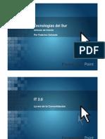Consolidacion Del Datacenter