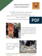 Reporte de Libros Islamicos Gratuitos en Guatemala
