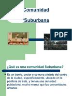 Historia de La Suburbanizacion