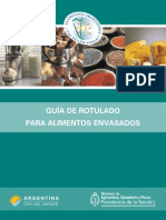 Guia de Rotulado de Alimentos
