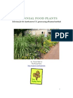 Perennial Food Plants for The S.E. US