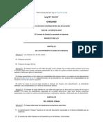Ley de Cheques 14412