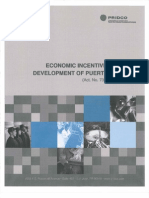 Economic Incentives for the Development of Puerto Rico Act (Act No. 73)