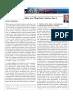 GMO 2009 1st Quarter Investor Letter