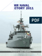 AMR Asian Navies 2011