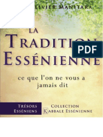 e Book La Tradition Essenienne