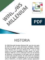 Windows 2000 y ME