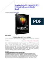 CorelDRAW Graphics Suite X6 v16