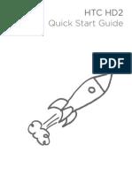 HTC HD2 Quick Start Guide