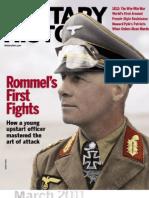Military History 2011-03