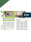 Artículo sobre «Disueña tu barrio» en la revista Ciudad Sostenible