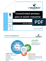 Wireless en El Sector Industrial