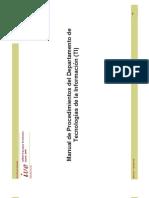 Manual de Procedimientos Dti