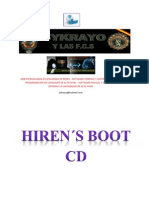Hiren Boot CD Sykrayo