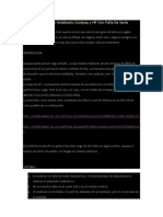 Guia de Reparacion Notebooks Compaq y HP Con Falla de Serie