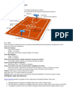 Medidas de Una Cancha de Basketball