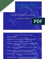 Fatores de Virulência Bacteriana
