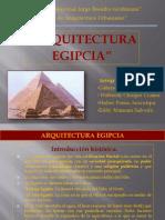 ARQUITECTURA EGIPCIA - Historia de La Arquitectura