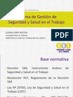 EncuentroGestores-2012-06 - Implementacion SGST