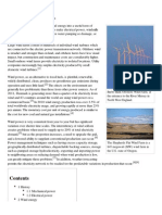 Wind Power Intro