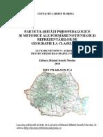 Particularitati Psihopedagogice Geografie Costache Carmen Florina