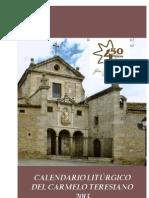 Calendario Liturgico Ocd 2013