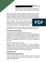 LISTAS DE CONTROL Y ESCALAS DE ESTIMACIÓN