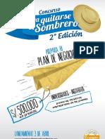 Proceso Del Concurso Para Quitarse El Sombrero