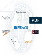 Warnaco Group WRC January 2009 Presentation