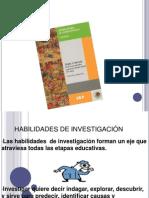 "HABILIDADES DE INVESTIGACIÃ""N"