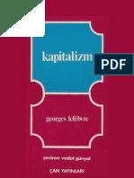 Georges Lefebvre Kapitalizm