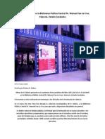Obras de H. Dubric en la Biblioteca Pública Central Dr. Manuel Feo La Cruz. Valencia. Estado Carabobo
