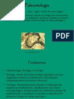 Paleontologia - Aula 1 (Parte 1)