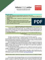 Informativo Online n° 43