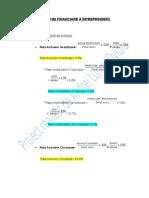 Proiect Analiza financiara