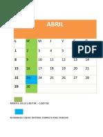 PROYECTO DE QUIMICA-HORARIO.docx