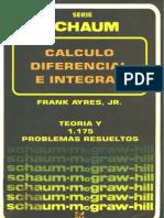 Calculo Diferencial e Integral - Schaum- Blog - Conhecimentovaleouro.blogspot.com by @Viniciusf666