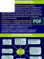 Calidad de Educacion-factores
